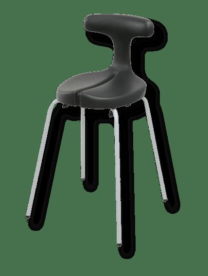 アーユル・チェアー スツール S size / ブラック