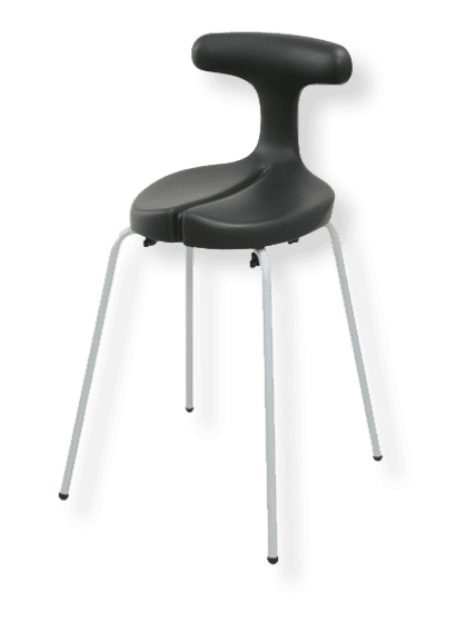 アーユル・チェアー スツール M size / ブラック